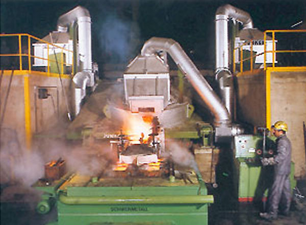 Medium Frequency Coreless Induction Furnaces Otto Junker
