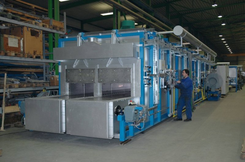 Pre Heating Furnaces For Forging Operations Otto Junker