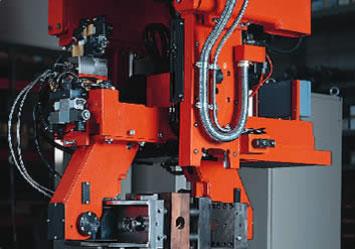 Low pressure die casting machine | OTTO JUNKER