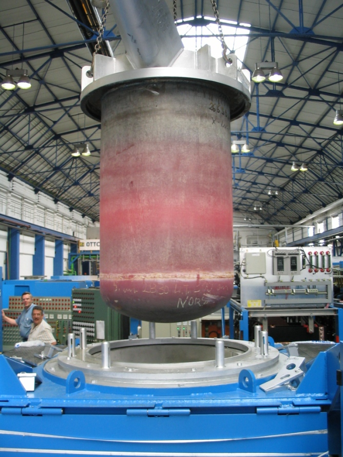 Furnaces For Magnesium Otto Junker